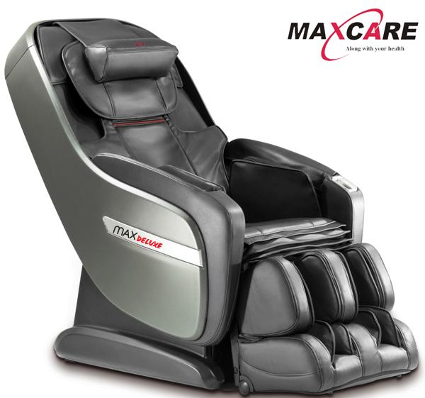 Ghế massage toàn thân Maxcare Delux Max-618