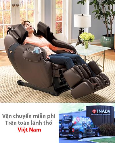 Ghế massage toàn thân INADA Flex 3S HCP-S373D