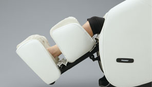 Extensible leg rest system