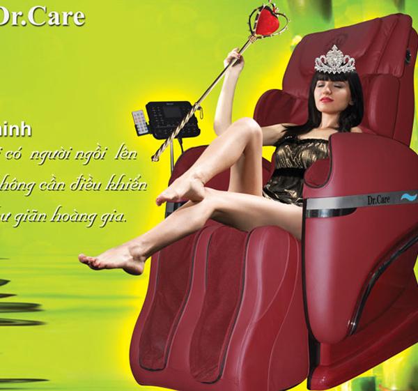 Ghế Massage toàn thân Dr.Care 818 DR-MC818