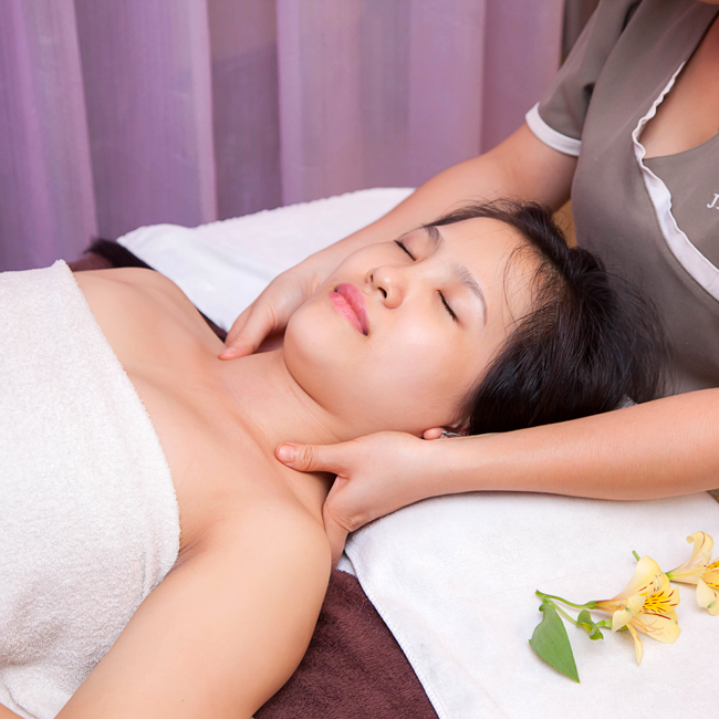 tác dụng của massage