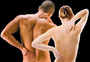 chữa bệnh đau lưng bằng ghế massage