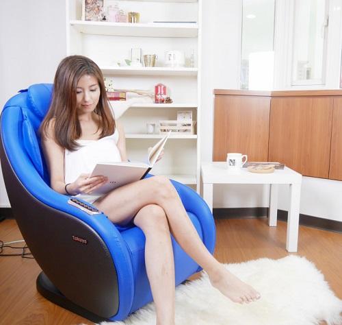 Chọn ghế massage không phải là một điều quá khó khăn