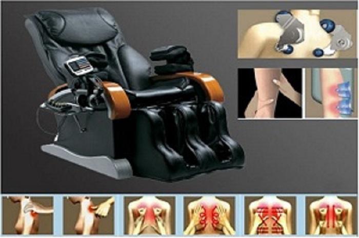 công fungj của ghế massage