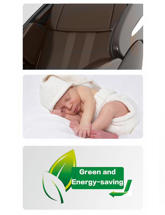 ngủ ngon ghế massage