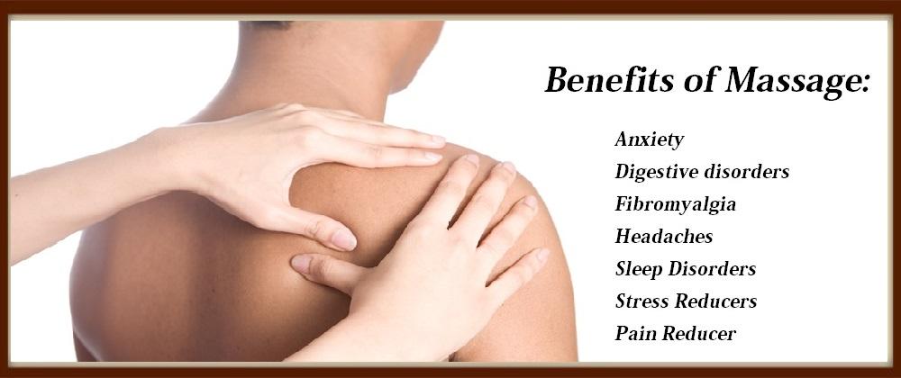 lợi ích của massage