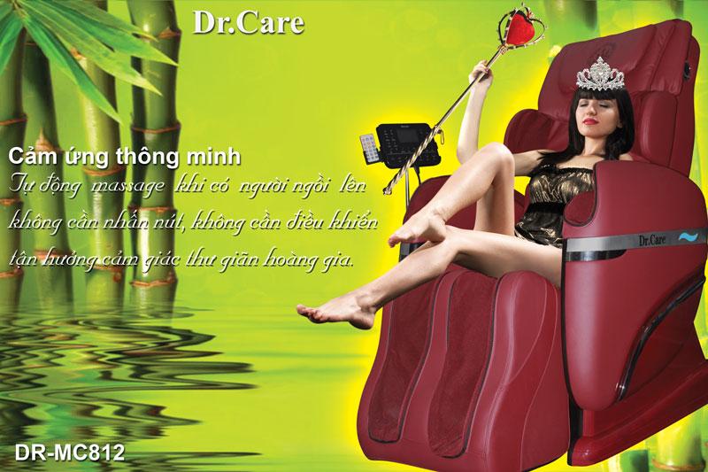 Chỉ cần 30.000đ mỗi ngày, bạn dễ dàng mua được ghế massage cao cấp