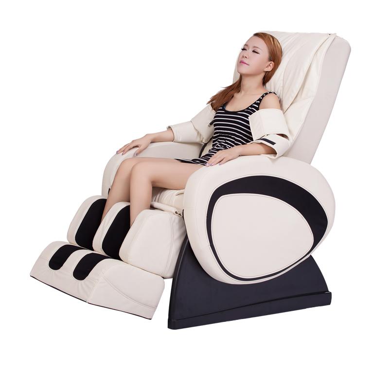 thư giãn bên ghế massage