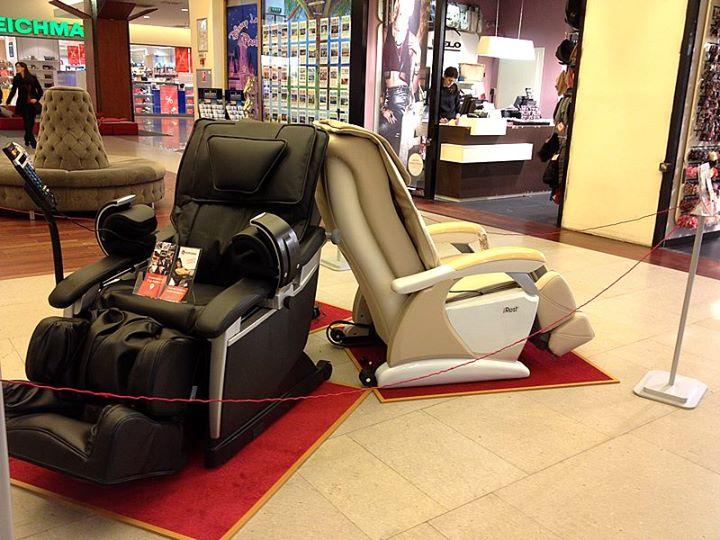 Hội chợ triển lãm ghế massage - Trung Tâm Bán Hàng Toàn Quốc