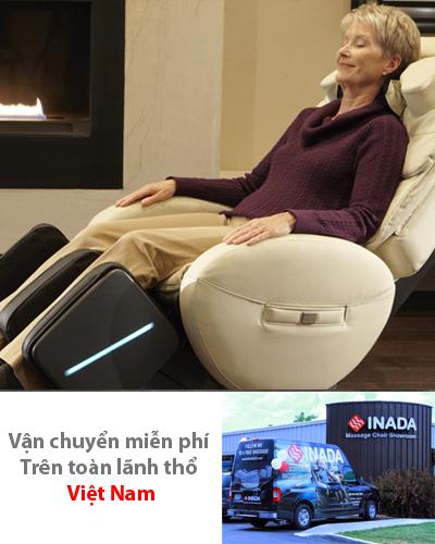 Ghế massage toàn thân Inada yUME Robo HCP-R100D