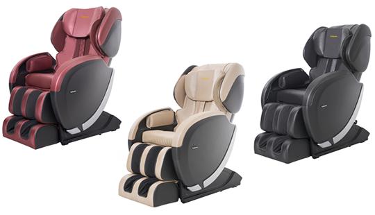 màu sắc có sẵn ghế massage Tokuyo TC-677