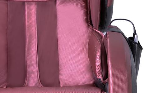 màn hình điều khiển ghế massage
