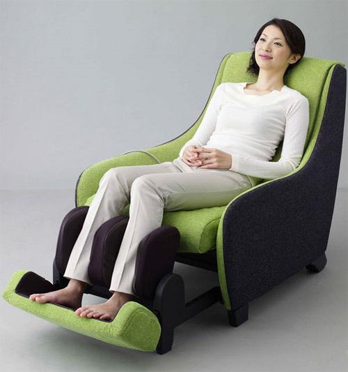 Chiếc ghế massage Nhật và lịch sử của nó!