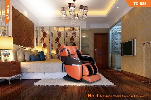 Mẹo hay sử dụng ghế massage cho những người bị béo phì?
