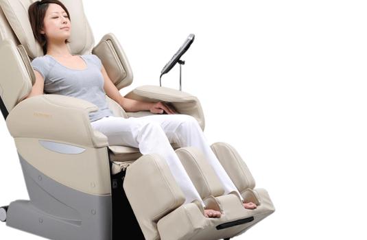 Chức năng quan trọng của Ghế massage - Lưu ý khi chọn