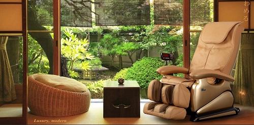 Không khó để biết nên mua ghế massage toàn thân bao nhiêu tiền?