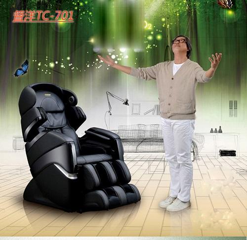 Điều gì tạo nên sự khác biệt của ghế massage Tokuyo?